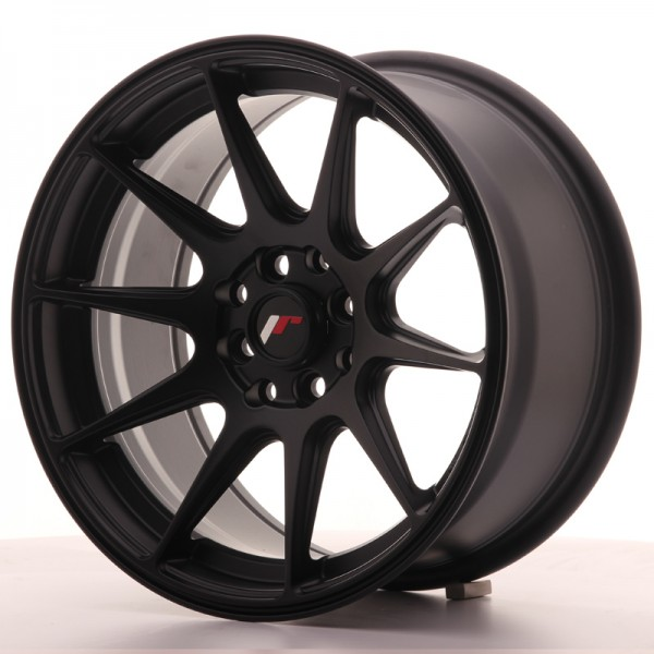 JapanRacing JR11 8x16 ET25 5x100/114 Black