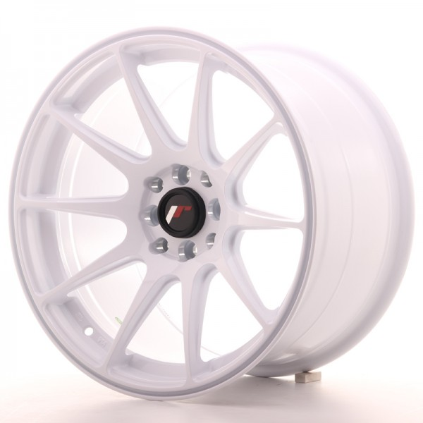 JapanRacing JR11 9,75x17 ET30 4x100/114,3 White