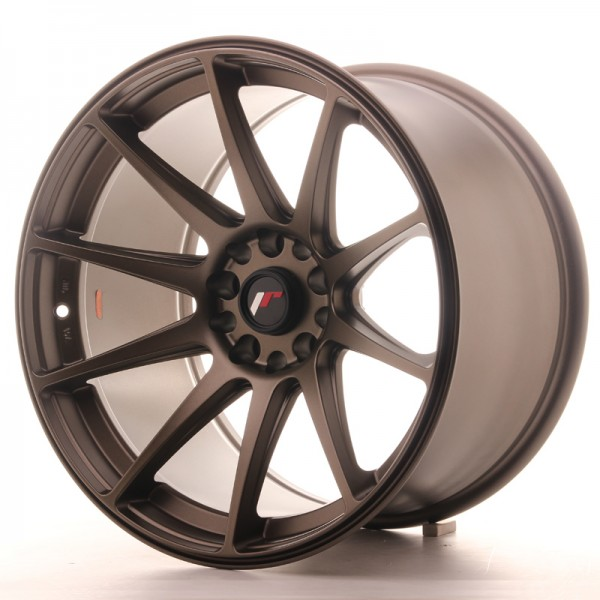 JapanRacing JR11 10,5x18 ET0 5x114/120 Bronze