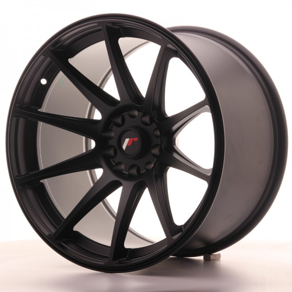 JapanRacing JR11 10,5x18 ET22 5x114/120 Black