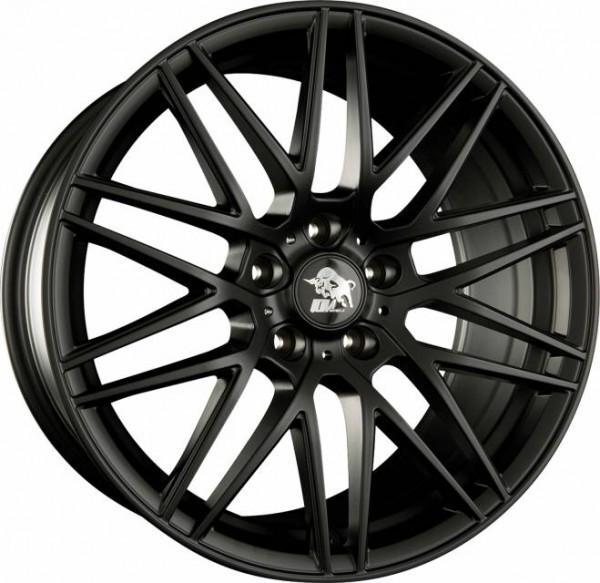 ULTRA UA1 RACE 8.5x18 ET40 5x114.3 Flat Black