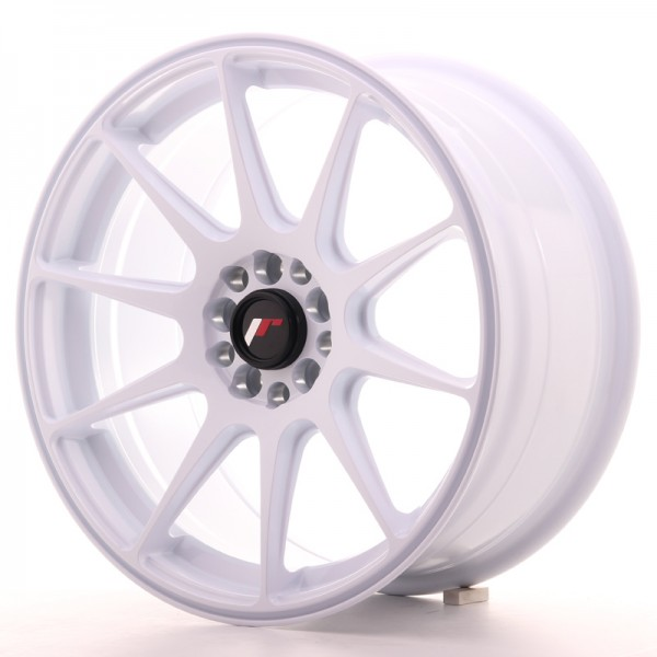 JapanRacing JR11 8,25x17 ET25 4x100/108 White