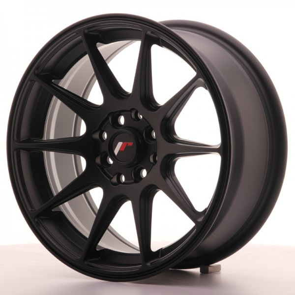 JapanRacing JR11 7x16 ET30 4x100/114 Black