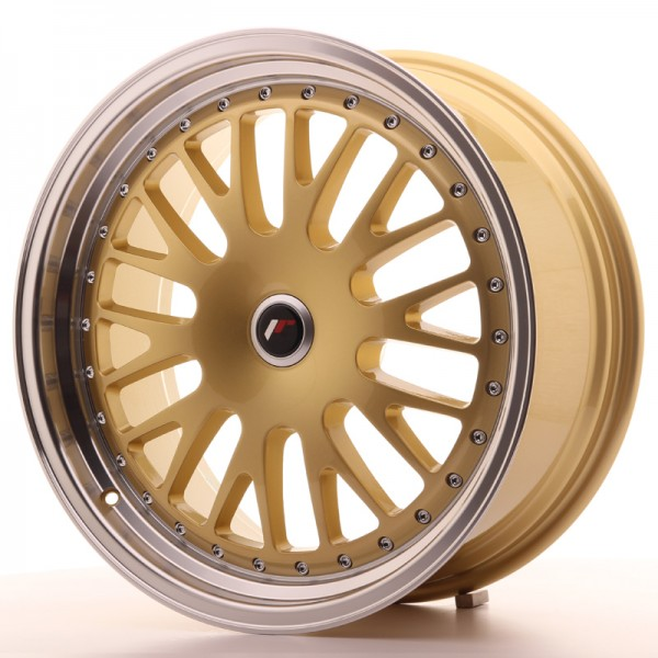 JapanRacing JR10 8,5x19 ET20-35 Blank Gold