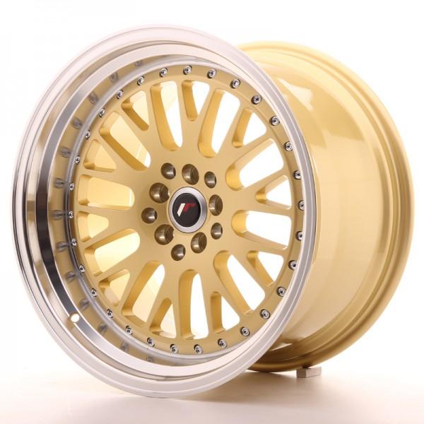 JapanRacing JR10 10,5x18 ET25 5x114/120 Gold