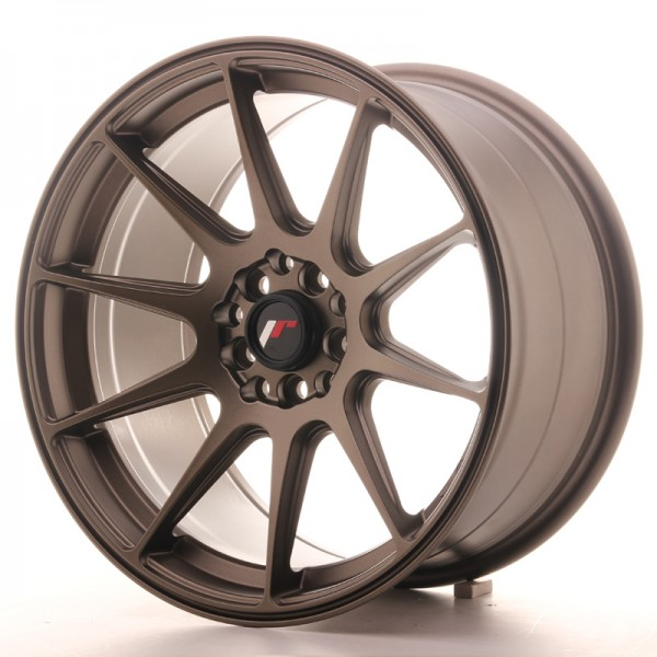 JapanRacing JR11 9x17 ET35 5x100/114 Bronze