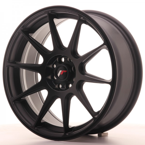 JapanRacing JR11 7,25x17 ET25 4x100/108 Black