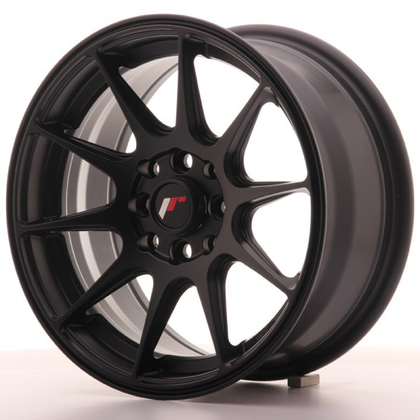 JapanRacing JR11 7x15 ET30 4x100/108 Black