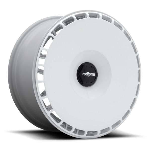 Rotiform Aerodisc Weiss für 19x8.5 LAS-R und RSE Felgen