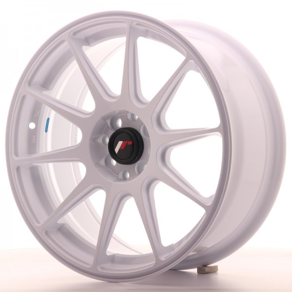 JapanRacing JR11 7,25x17 ET35 4x100/114,3 White