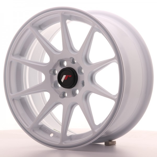 JapanRacing JR11 7x16 ET30 4x100/114 White