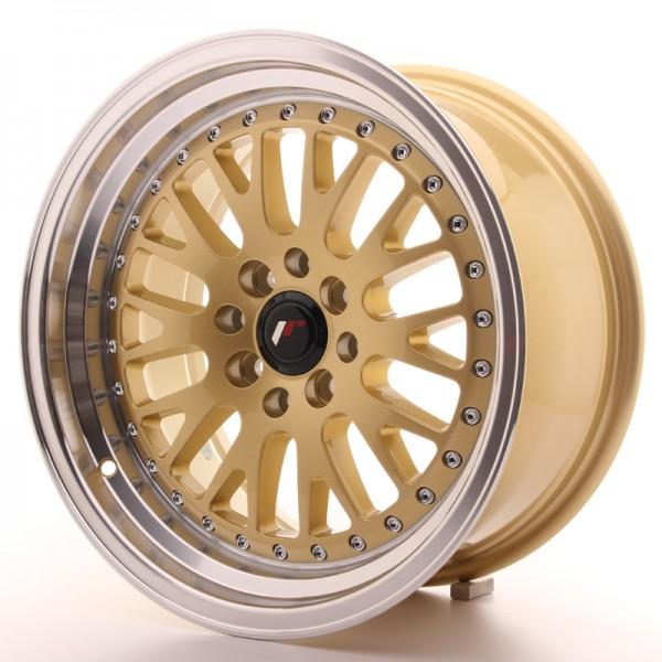 JapanRacing JR10 8x16 ET10 4x100/114 Gold