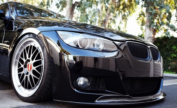 BMW E92 E93 M-Tech GTS Style Frontlippe Carbon