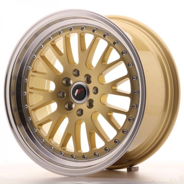 JapanRacing JR10 8x17 ET35 4x100/114 Gold
