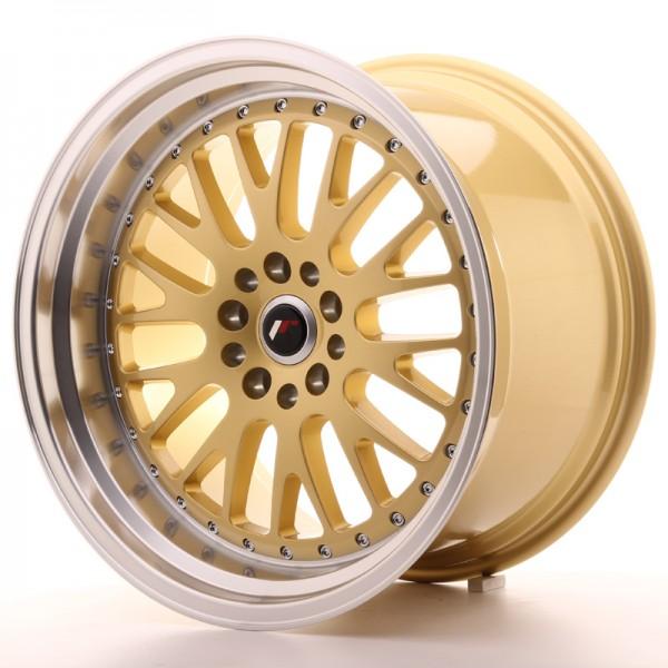 JapanRacing JR10 11x19 ET30 5x114/120 Gold