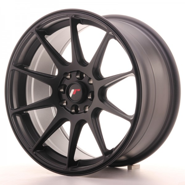 JapanRacing JR11 8,25x17 ET25 4x100/108 Black