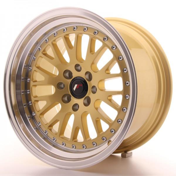 JapanRacing JR10 9x16 ET10 4x100/114 Gold