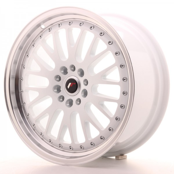 JapanRacing JR10 8,5x18 ET45 5x112/114 White