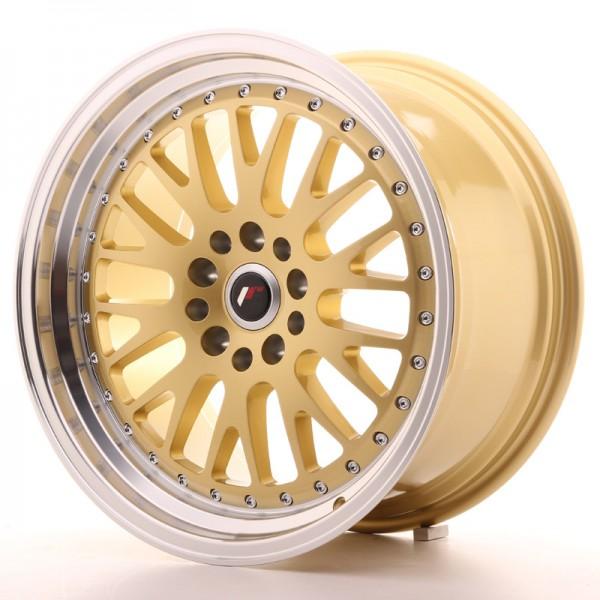 JapanRacing JR10 9,5x18 ET35 5x100/120 Gold