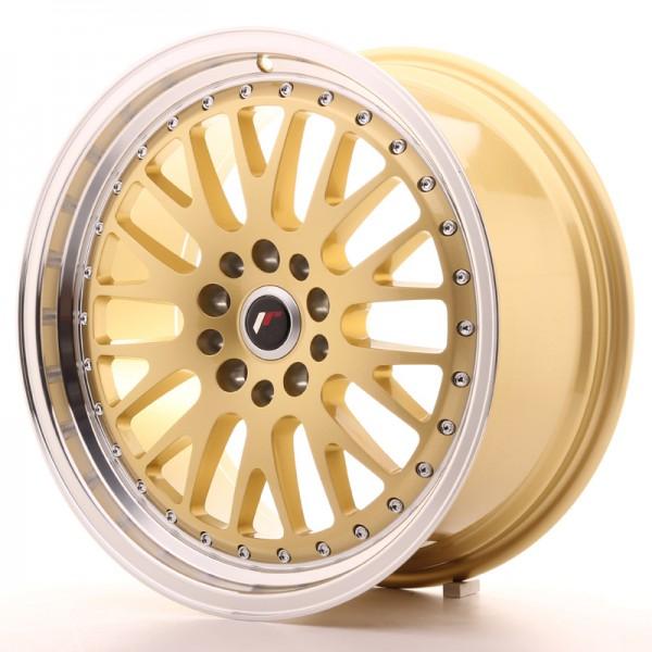 JapanRacing JR10 8,5x18 ET45 5x112/114 Gold