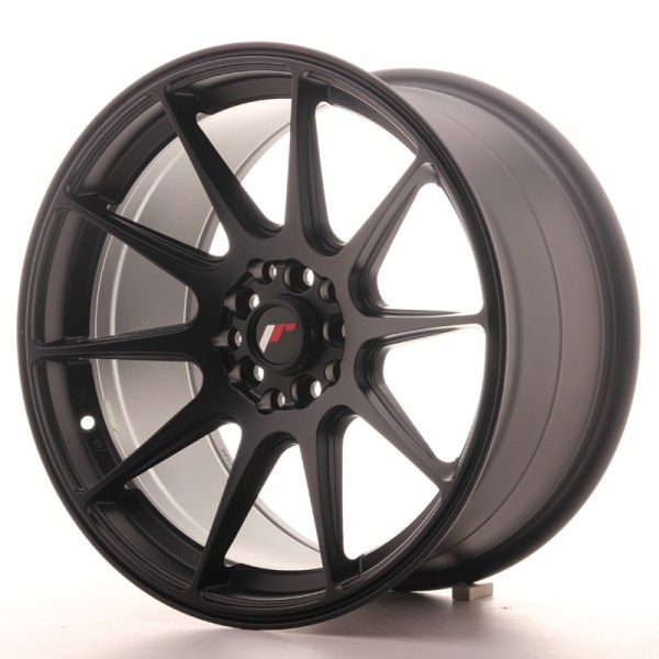 JapanRacing JR11 9x17 ET25 4x100/108 Black
