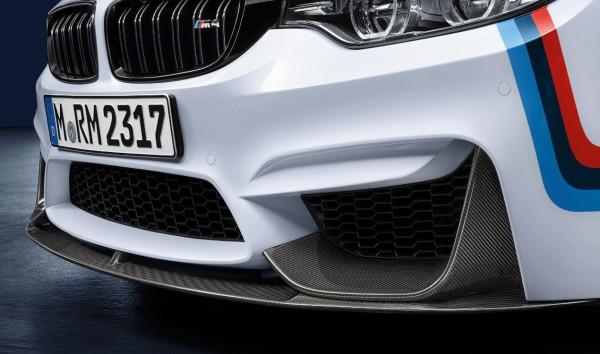 BMW M-Performance M4 / M3 F80 F82 F83 Frontspoiler Carbon