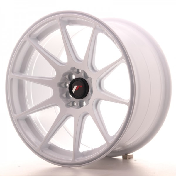 JapanRacing JR11 9x17 ET20 4x100/114 White