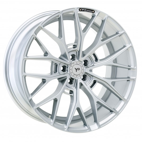 Yido Performance YP3 8.5x20 ET35 5x112 66.6 Silber