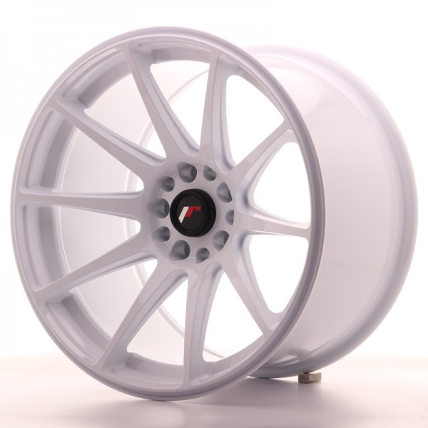 JapanRacing JR11 10,5x18 ET22 5x114/120 White