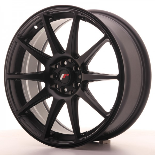 JapanRacing JR11 7,5x18 ET35 5x100/120 Black