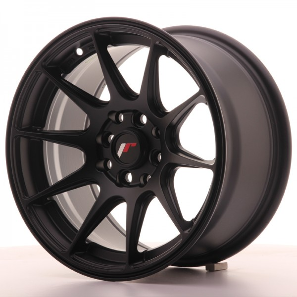 JapanRacing JR11 8x15 ET25 4x100/114 Black