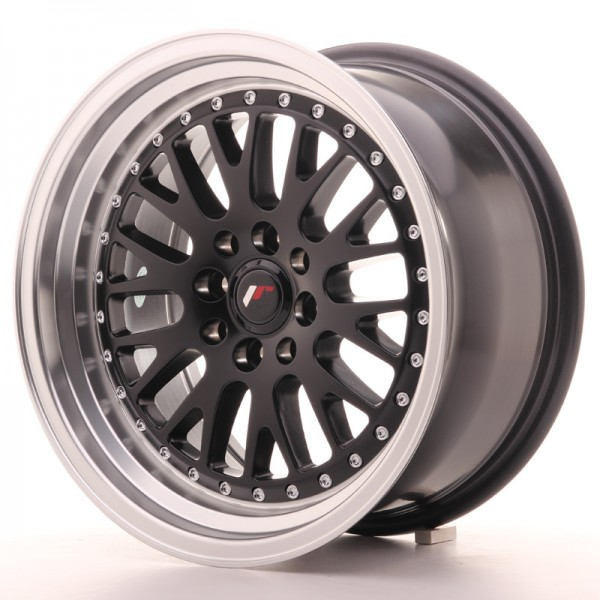 JapanRacing JR10 8x16 ET20 4x100/108 Black