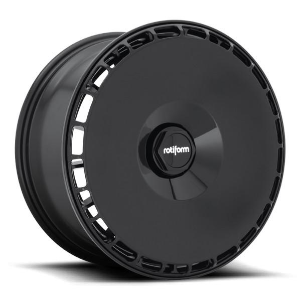 Rotiform Aerodisc Schwarz für 19x8.5 LAS-R und RSE Felgen